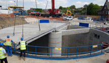 Ashford Crescent Flood Alleviation Scheme
