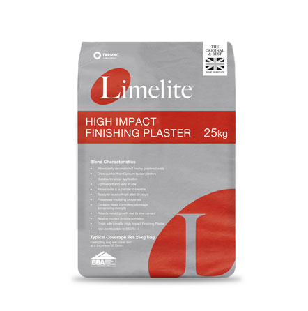High Impact Finishing Plaster