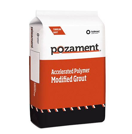 Accelerated Polymer Modified Grout Range
