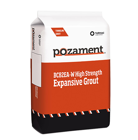 BC82EA-W High Strength Expansive Grout