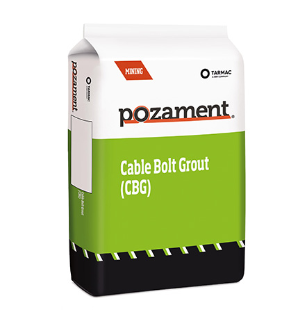 Cable Bolt Grout (CBG)