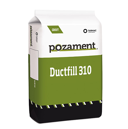 Ductfill 310 – Expansive Construction Grout