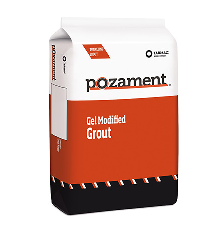 Gel Modified Grout Range