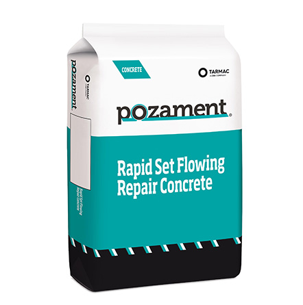 Rapid Set Flowing Repair Concrete