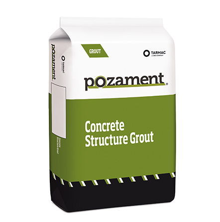Concrete Structure Grout